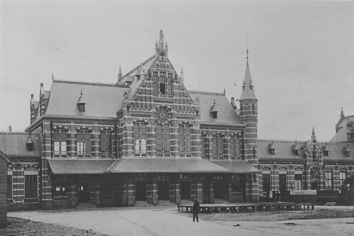 Amsterdamse extravagantie in Nijmegen